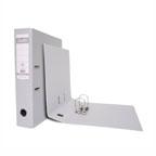 Bantex PVC Box File F/S, Broad White