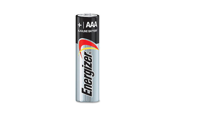 Energizer Battery AAA 12/Pkt