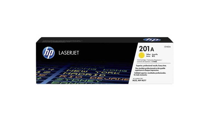 HP CF402 Yellow Toner Cartridge