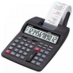 Casio Printing Calculator HR-100-TM-BK-A