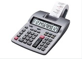 Casio Printing Calculator HR-150-TM-BK