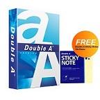 Photo Copy Paper A4 80gsm Double A