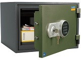 Valberg FRS-32 EL Fire Resistant Safe, Digital & Key Locks