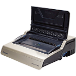 Fellowes Galaxy E Wire Binding Machine