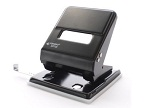 Kangaro 2 Hole Puncher DP-720, 36 Sheets Capacity, Assorted Colores