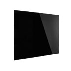 Magnetoplan glass boards 90 X 120CM Black Office Stationery Supplies | Ajman | Sharjah | Abu Dhabi