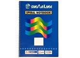 Sinarline Spiral Pad, Side Spiral, A4, 70 Sheets
