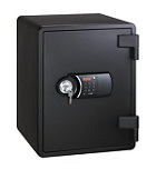 Eagle YES-031DK Fire Resistant Safe Digital and Key Lock Black