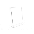 Acrylic Sign Holder L Type A4
