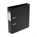 Bantex PVC Box File F/S, Broad Black