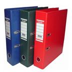 Bantex PVC Box File F/S, Broad Blue
