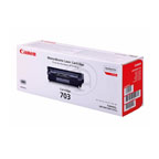 Canon 703 Black Toner Cartridge High Capacity - 7616A005