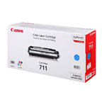 Canon 711 Cyan Toner Cartridge - 711C