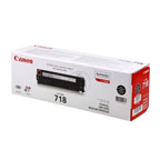 Canon 718 Black Toner Cartridge - 2662B002
