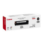 Canon 731 Black Toner Cartridge - 6272B002