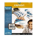 Canson Business Card A4, 220gsm 10/pack