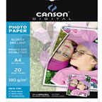 Canson Satin Photo Paper A4, 180gsm 20/pack