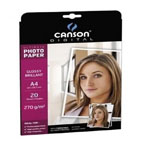 Cznson Satin Photo Paper A4, 270gsm 2/pack