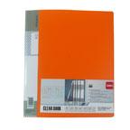 Deli Clear Display Book  40 Pockets