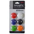 Deli Magnet 30mm, 6/pack