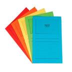 ELCO Ordo Classico L-Folder  w/ Window, Yellow
