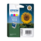 Epson T017 Black Ink Cartridge
