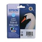 Epson T0815 Light Cyan Ink Cartridge