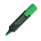 Faber Castell High Lighter Green, 10/pkt