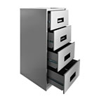 Hadid 4 Drawers Filing Cabinet Price in Dubai