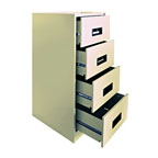 Hadid 4 Drawers Filing Cabinet in Dubai UAE