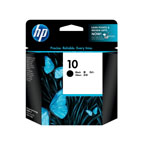 HP 10 Black Ink Cartridge - C4844A