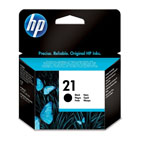 HP 21 Black Ink Cartridge - C9351AE