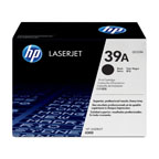 HP 39A Black Toner - Q1339A