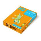 IQ Colored Copy Paper A4, 80gsm 500sheets/ream Orange