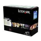 Lexmark X644A11E Black Toner Cartridge