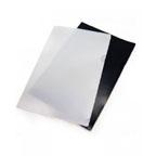 L Shape Folder A4 - Clear Modest