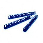 Partner 10mm Comb Binding Rings, 100/box, Blue