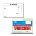 Petty Cash Voucher Booklet