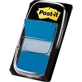 3M Post-it Flags 25x43mm, 680-2, 50/dispenser, Blue