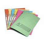 Premier Spring Transfer File, Green