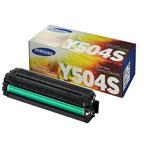 Samsung CLT-Y504S Yellow Toner Cartridge