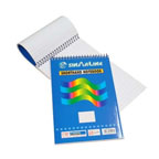 Sinarline Spiral Shorthand Pad, Top Spiral, A5,  70 Sheets