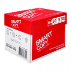 Smart Copy Paper A4, 80gsm, 500sheets/ream, 5reams / Box White