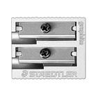 Staedtler Metal Sharpener Double Holes in UAE