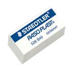 Staedtler Rasoplast Eraser 33X16X13mm, 526-B40, Small