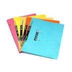 Top Star Spring File Folder, Blue
